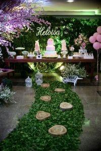 20 ideias para Festa Jardim Encantado, Caminho encantado