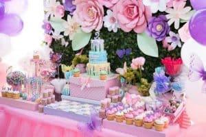 20 ideias para Festa Jardim Encantado, Flores de papel