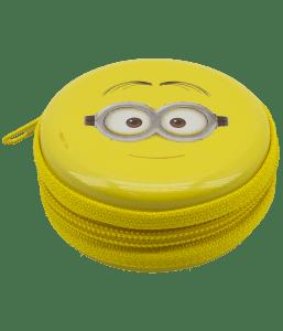lembrancinhas dos Minions, Porta moedas de lata