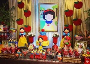 decoração,branca,de,neve,maçãs,painel