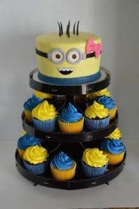 20-ideias-para-bolo-dos-minions-cupcakes