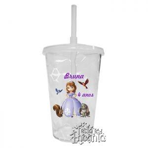 lembrancinhas Princesa Sofia, Itens personalizados
