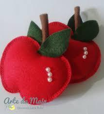 lembrancinhas da branca de neve, Chaveiro de maçã